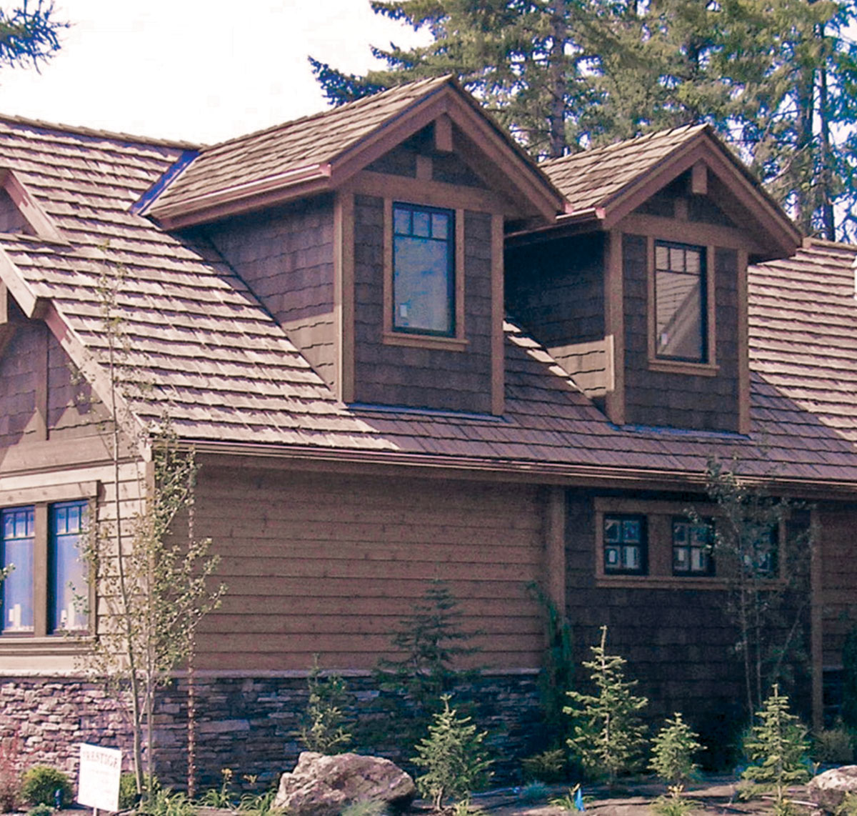 traditionally for many generations one of the preferred exterior siding materials has been wood whether it is wood shingles or wood siding