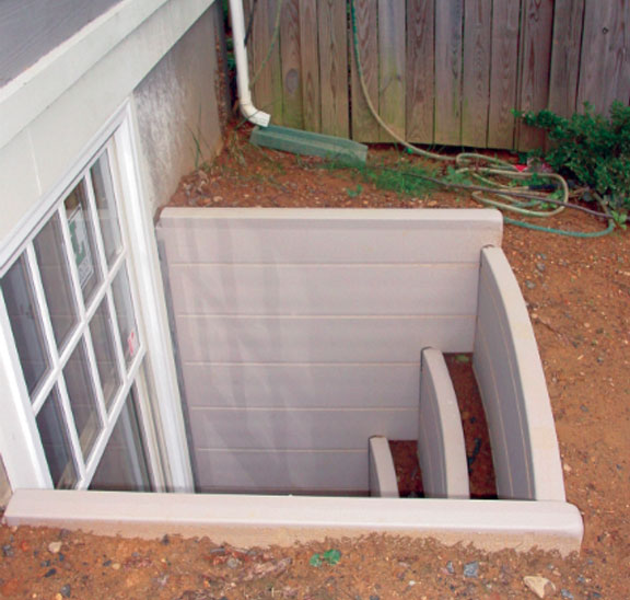 Another ex&le of a basement egress window & Finished Basements « Welcome to Property Source Nation!